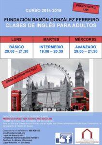 Curso Ingles 2015