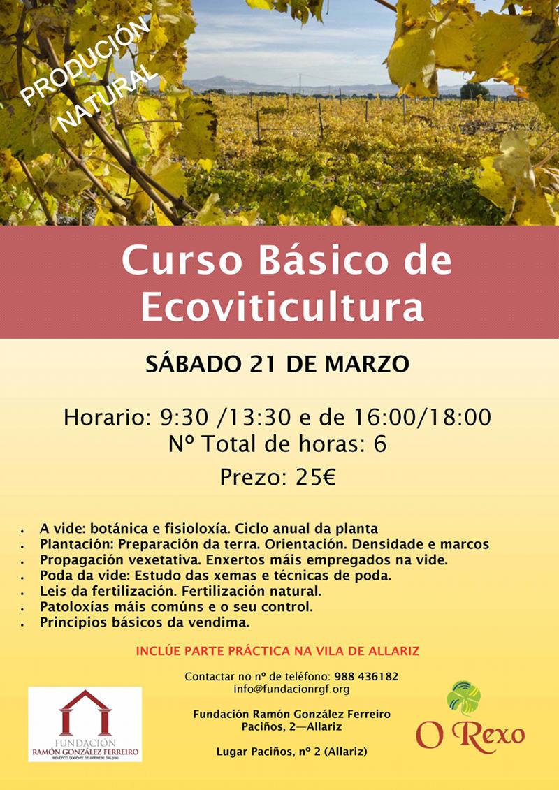 Curso Ecoviticultura