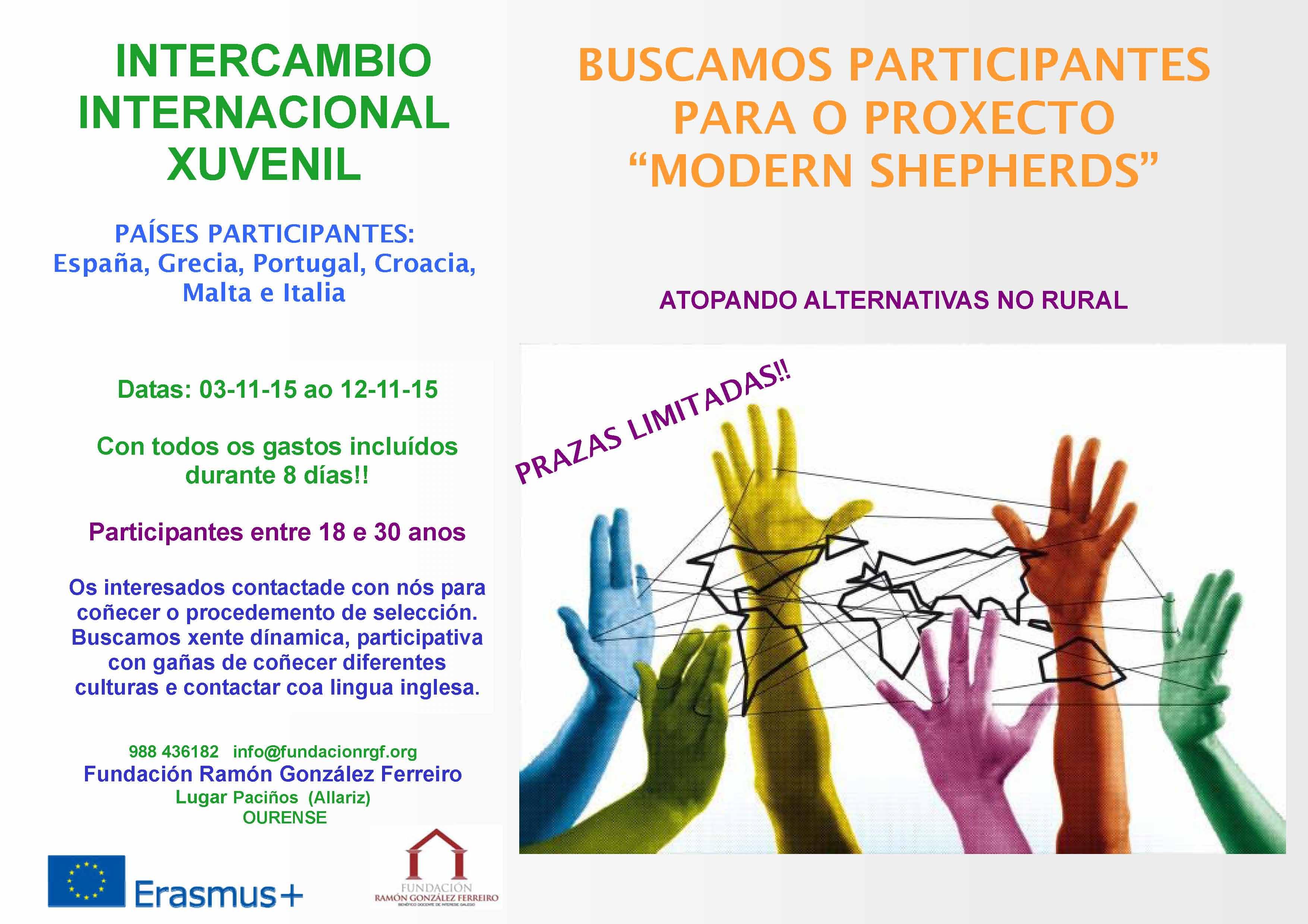 Cartaz Modern Shepherds II