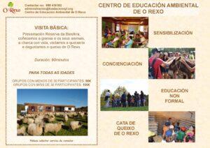 Programa Grupos e Colexios Visita básica 2017