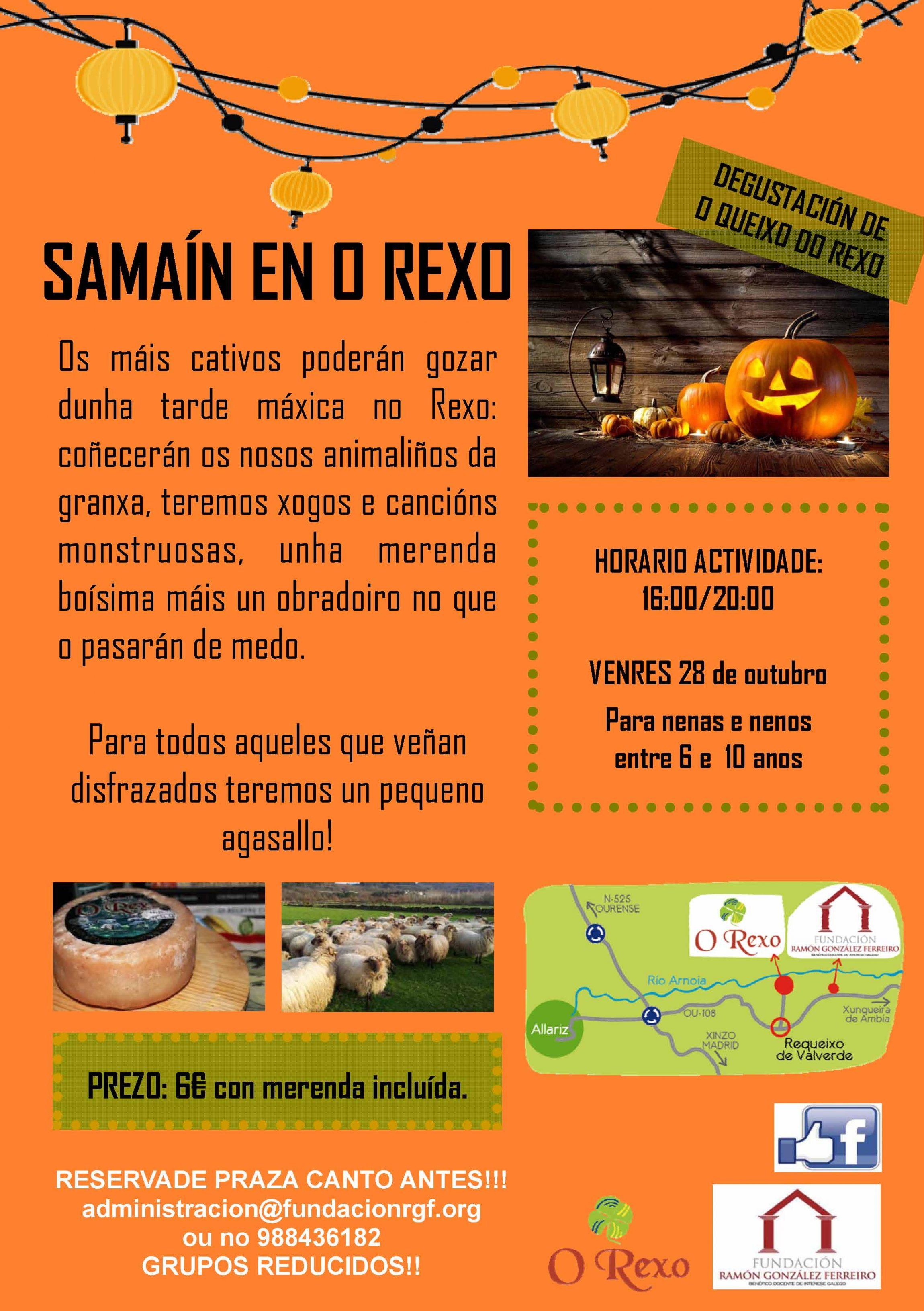 SAMAIN NO REXO