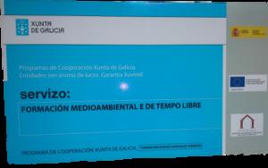 Xunta Formación Medioambiental e Tempo Libre