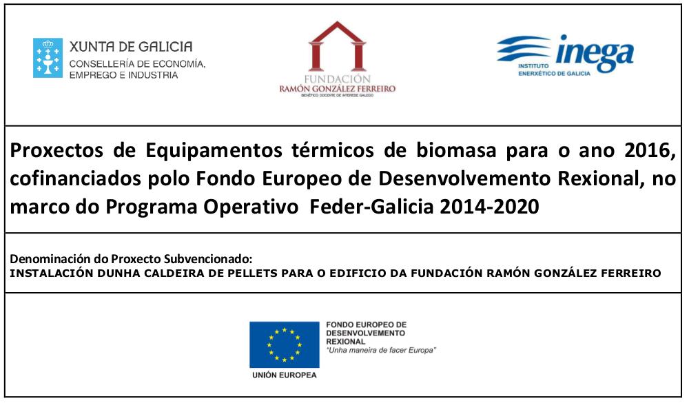 Biomasa FEDER 2016