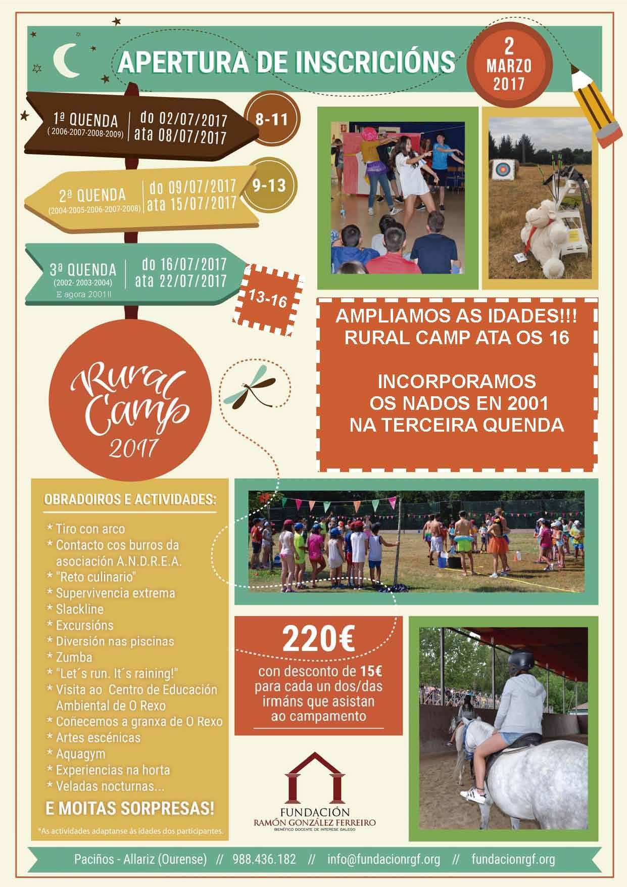 Rural Camp 2016