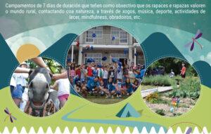 RuralCamp 2018 Campamento