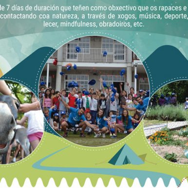 RuralCamp 2018 Campamento
