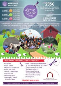 RuralCamp 2019 Campamento